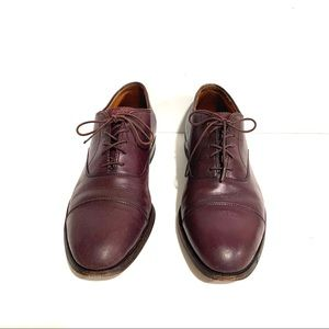 Alden 905 Straight Tip Balmoral Laceup Oxford Shoe